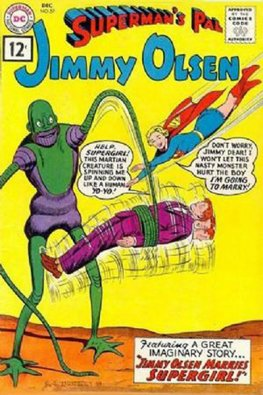 Superman's Pal Jimmy Olsen #57