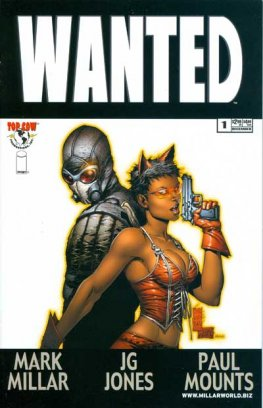 Wanted #1 (Silvestri Cover)