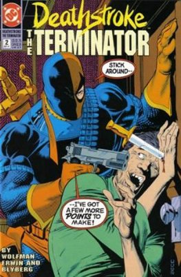 Deathstroke, The Terminator #2