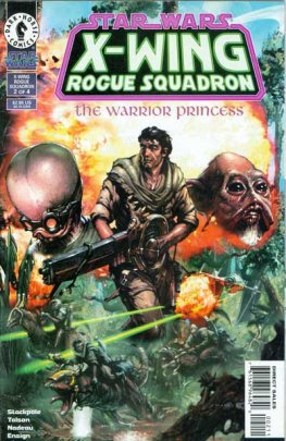 Star Wars: X-Wing Rogue Squadron #14