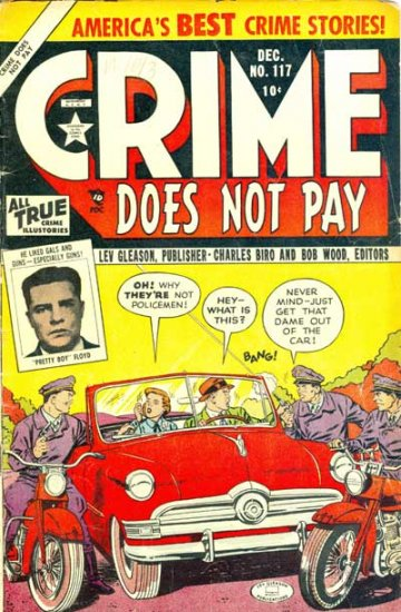 Crime Does Not Pay #117