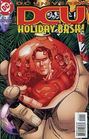 DC Universe Holiday Bash #1