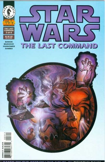 Star Wars: The Last Command #3