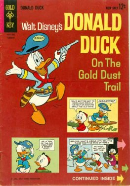 Walt Disney Donald Duck #86