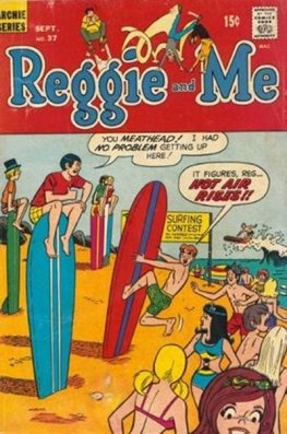 Reggie and Me #37