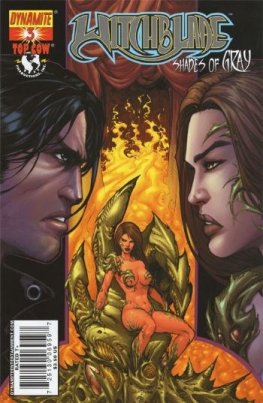 Witchblade: Shades of Grey #3 (Batista Variant)