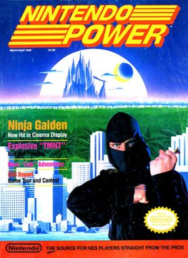 Nintendo Power #5
