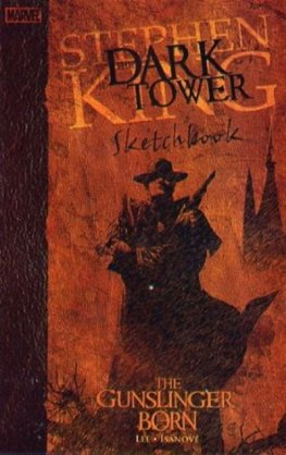 Dark Tower Sketchbook