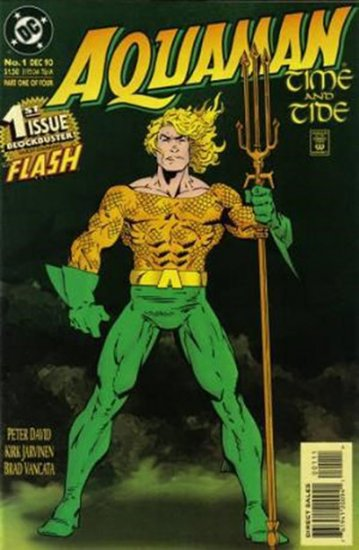 Aquaman: Time and Tide #1