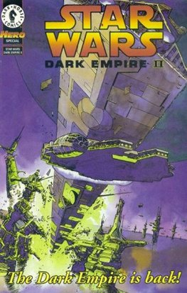 Star Wars: Dark Empire II #0 (Hero Special)