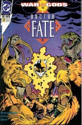 Doctor Fate #33