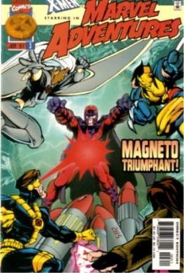 Marvel Adventures #3