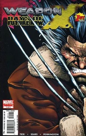 Weapon X: Days of Future Now #1