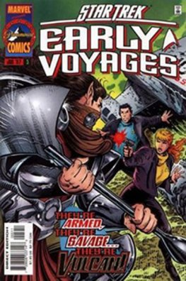 Star Trek: Early Voyages #5