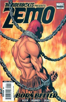 Thunderbolts Presents Zemo: Born Better #1