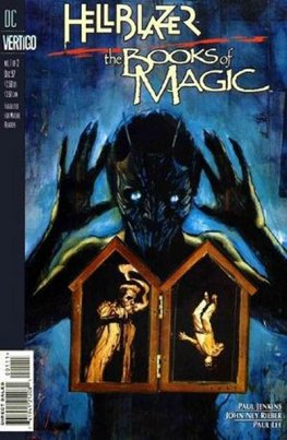 Hellblazer: The Books of Magic (Complete Series #1-2)