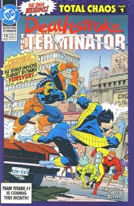 Deathstroke, The Terminator #14