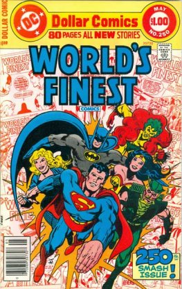 World's Finest Comics #250