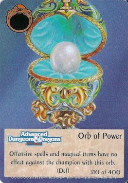 Orb of Power