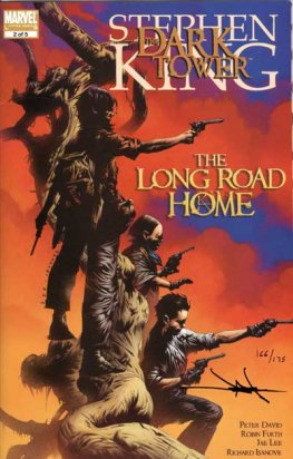 Dark Tower: Long Road Home #2 (Signed by Jae Lee)