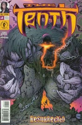 Tenth: Resurrected (Complete Series #1-4)