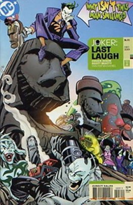 Joker: Last Laugh #3