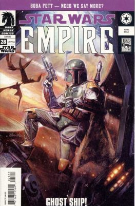 Star Wars: Empire #28