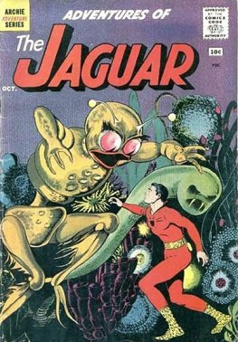 Adventures of the Jaguar #2