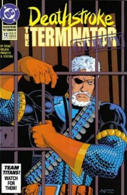Deathstroke, The Terminator #12