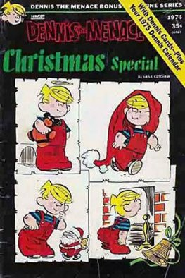 Dennis the Menace Bonus Magazine #134