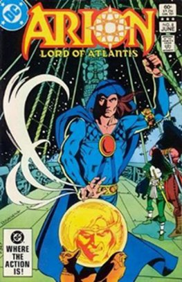 Arion, Lord of Atlantis #8