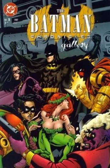 Batman Chronicles Gallery, The #1
