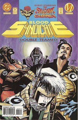 Blood Syndicate #20