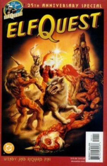 ElfQuest: 25th Anniversary Edition #1