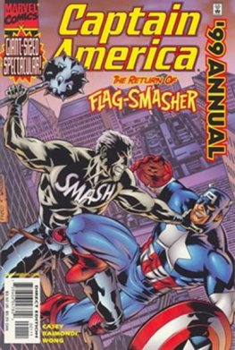 Captain America '99 (Annual)
