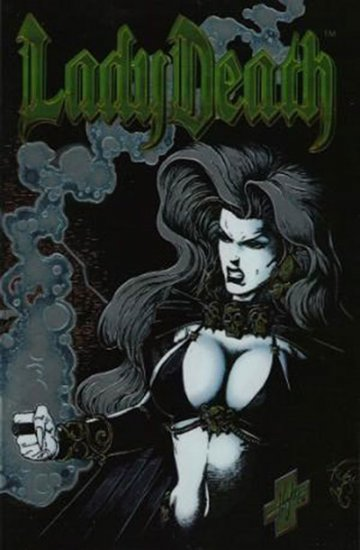 Lady Death II: Between Heaven & Hell #1