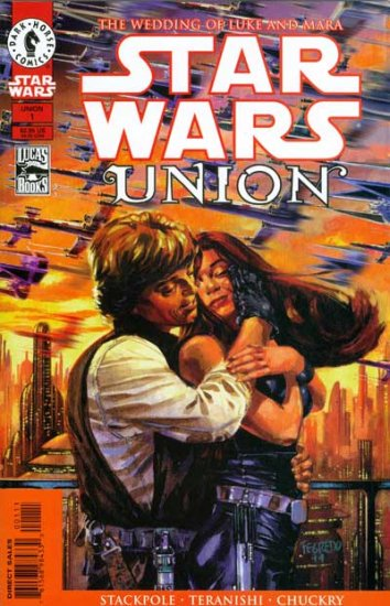 Star Wars: Union #1