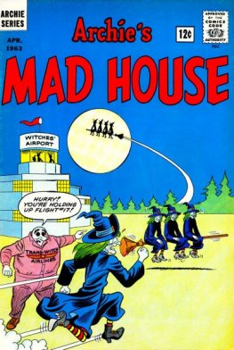 Archie's Mad House #25