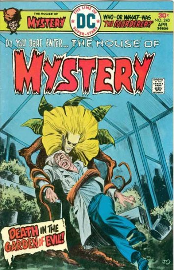 House of Mystery #240