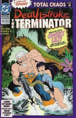 Deathstroke: The Terminator #15