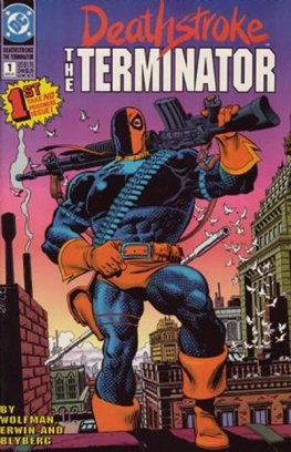 Deathstroke, The Terminator #1
