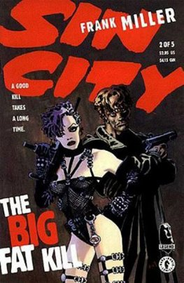 Sin City: A Big Fat Kill #2