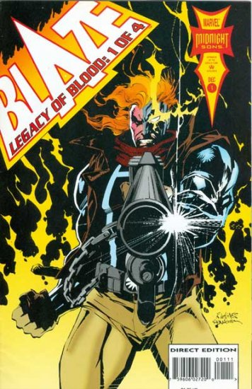 Blaze: Legacy of Blood #1