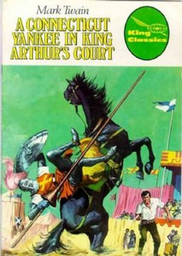 Connecticut Yankee In King Arthur's Court, A #1 (2nd Print)