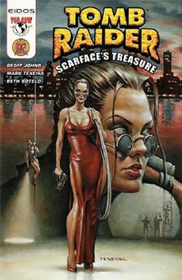 Tomb Raider: Scarface\'s Treasure #1 (Dynamic Force Variant)