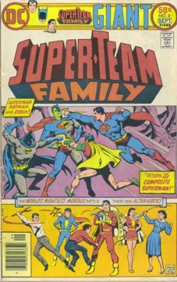 Super-Team Family #6