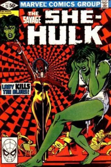 Savage She-Hulk #15