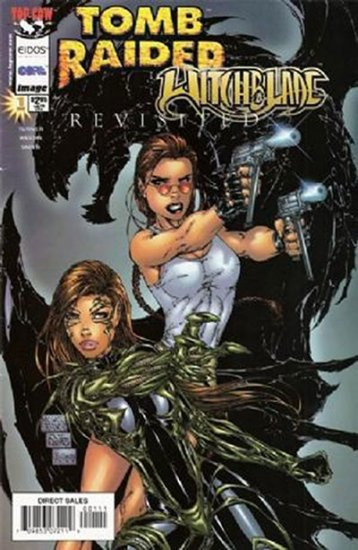 Tomb Raider / Witchblade: Revisited #1