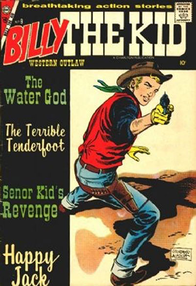 Billy the Kid (1957-83)