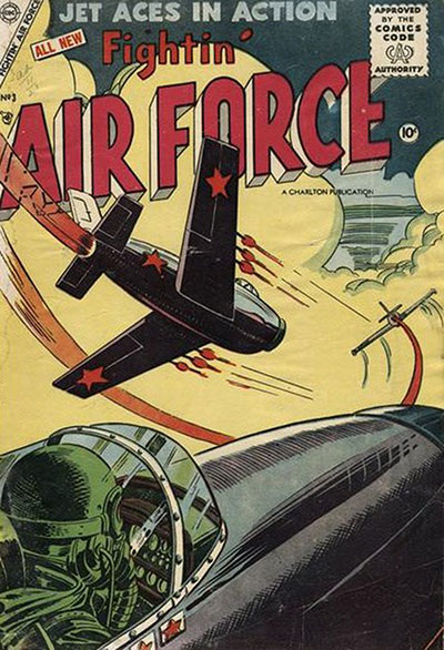 Fightin' Air Force (1956-66)